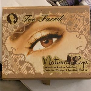 Too Faced -natural eye pallete